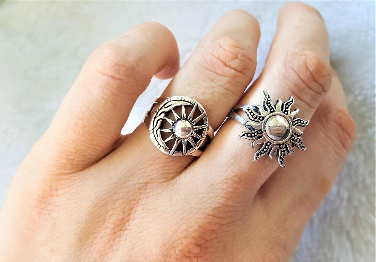 Celestial/Zodiac Rings