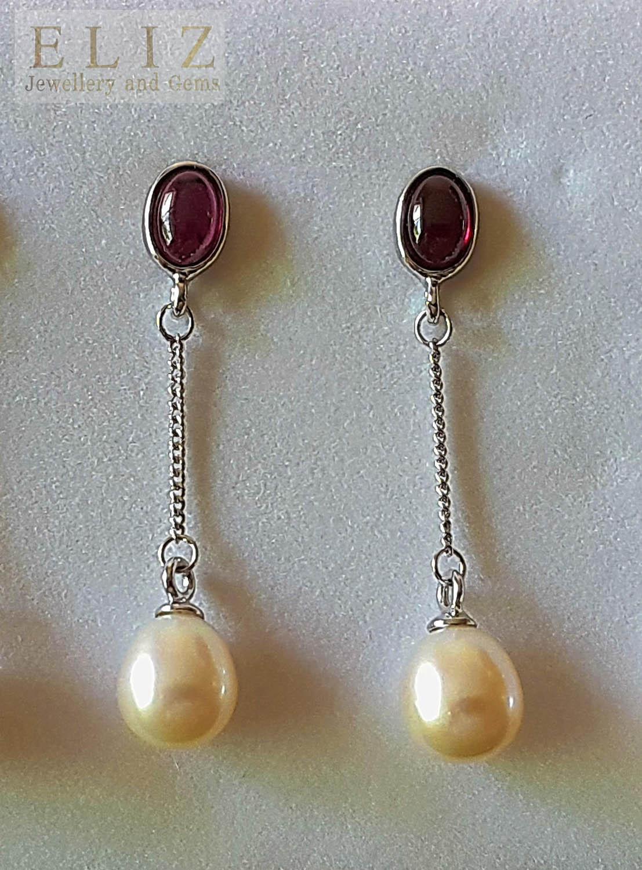 5 mm Mother of PEARL  Sterling  Silver  925  Gemstone  STUD Earrings