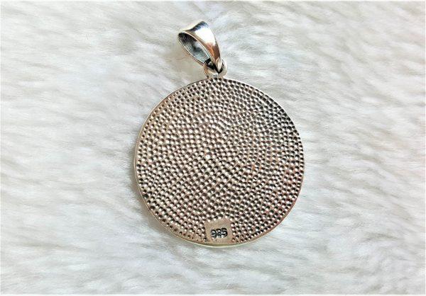 Bear Paw Pendant Sterling Silver 925 Viking Bear Paw Claw Slavic Warding Veles Sacred Symbol Talisman Amulet