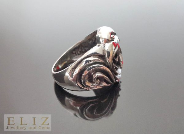13.5 Gram's American Eagle .925 Sterling Silver Ring 9.5' 10' 10.5' 11' 12.5' 13'